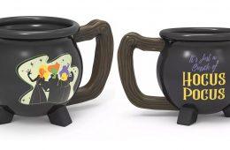 Hocus Pocus Cauldron Mug