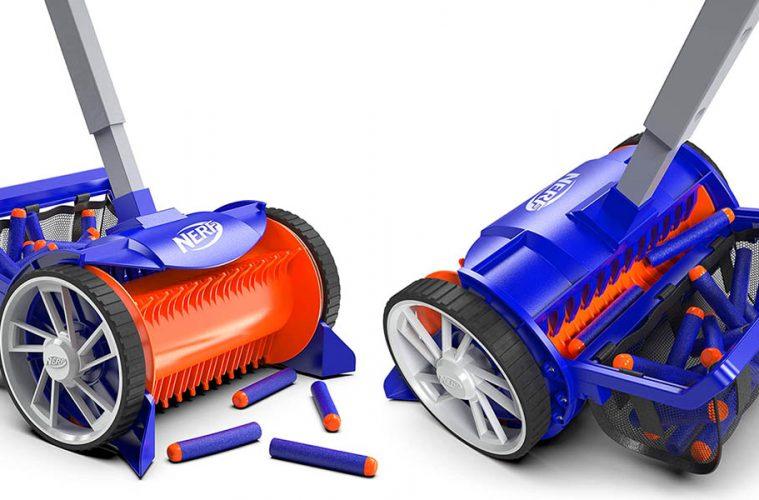 Nerf Dart Vacuum