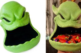 Oogie Boogie Candy Dish
