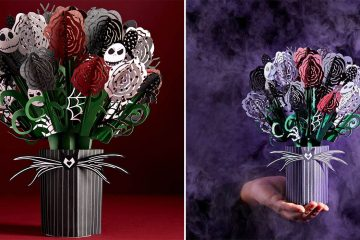 Pop-Up Nightmare Before Christmas Bouquet