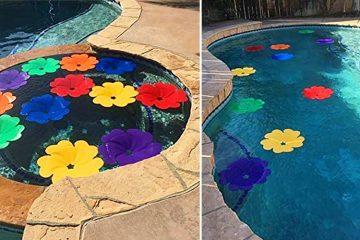 Solar Panel Flowers heat