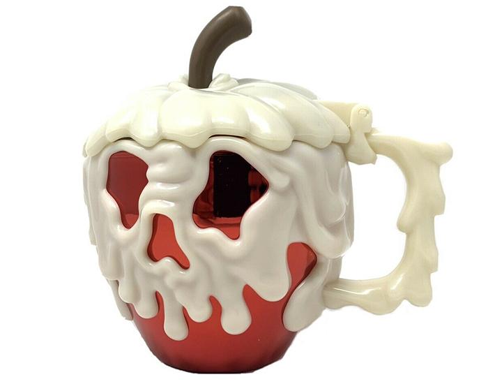 disney poison apple mug stainless steel