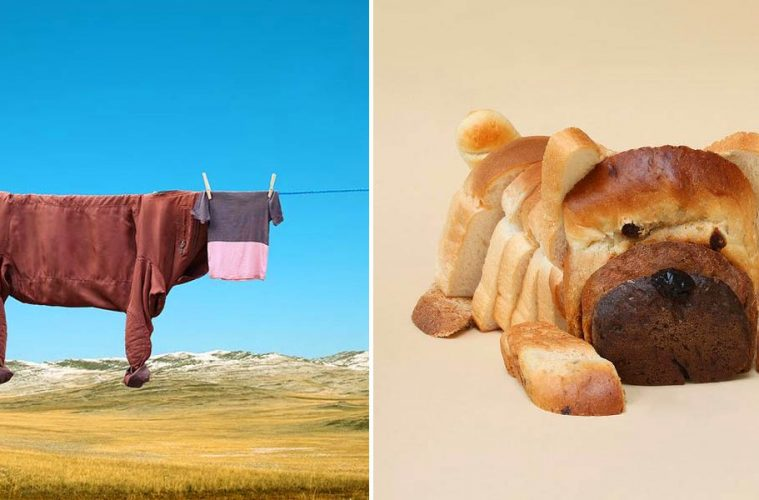 everyday items turned into characters