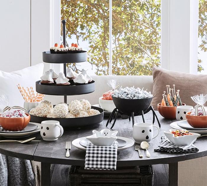halloween trick-or-treat bowl