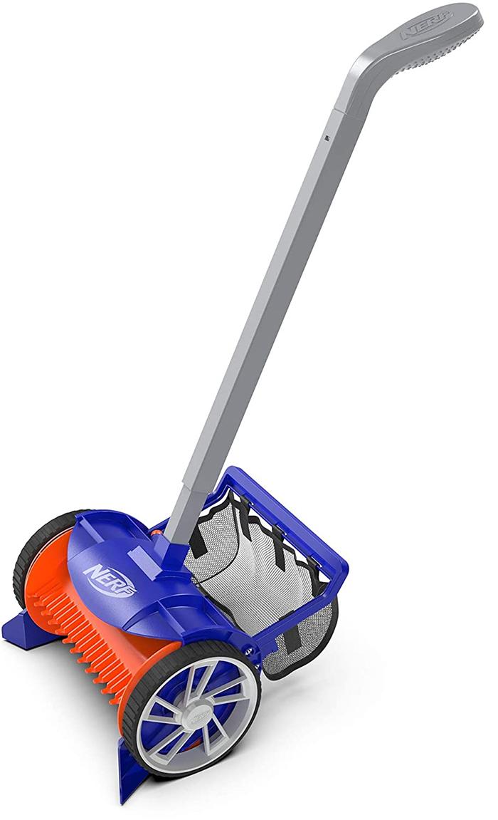 nerf dart rover vacuum cleaner