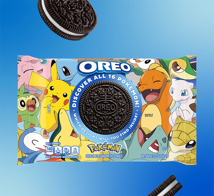 pokemon oreos rarity scheme