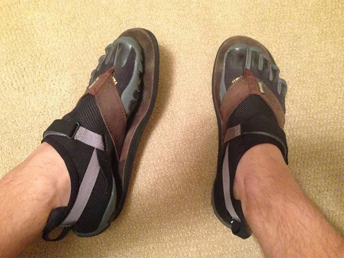 strange things worse than socks and sandals