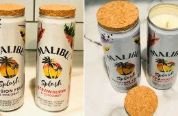 Malibu Splash Candle