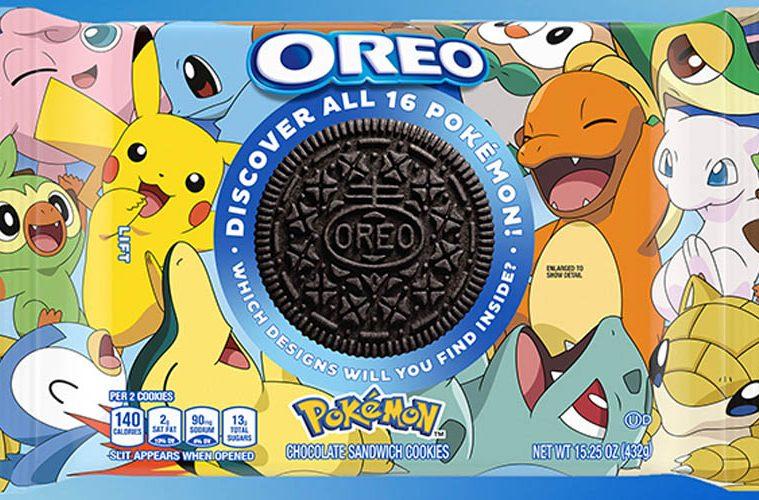 Pokemon Oreos