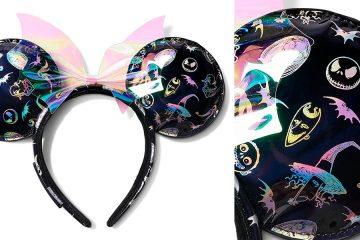 The Nightmare Before Christmas Ears Headband