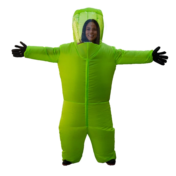 airblown ppe halloween costume adult size