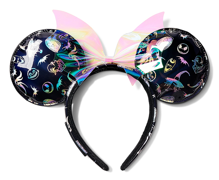 minnie mouse nightmare before christmas ears headband