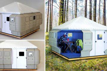 quick cabin
