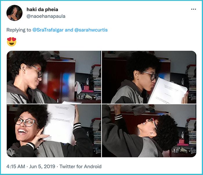 sarah whelan curtis viral post comment haki da pheia